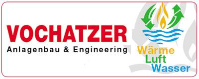 Vochatzer Anlagenbau & Engineering Logo Wasser